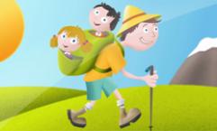 Dzieciakiwplecaki - Reklama NSK 2020
